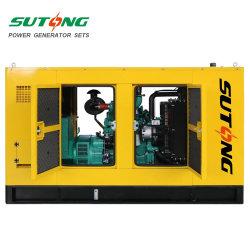 250kw 312kVA Dieselgenerator-backupenergie arbeitet 8 Stunden lang Weichai Marken-mit Marathon Stamford Drehstromgenerator