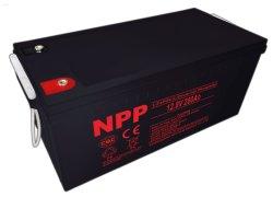 太陽エネルギーシステム、UPSの電動車椅子、スクーター、リチウム電池、李イオン、UPSの電気電気自転車のためのNpp 12V200ahのリチウムイオンLiFePO4電池のパック