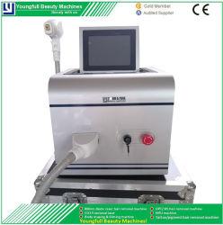 Shr 810nm de Depilación Láser máquina de tratamiento de lesiones vasculares rejuvenecimiento de piel belleza aparato