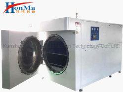 Neue Hochtemperatur-Hochdruck-SPS-Steuerung Design220V 380V 415V Zusammengesetzte Autoklav