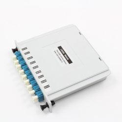Vezeloptische Multiplextelegrafen, 1X8 de Fabrikant van de Module van CWDM