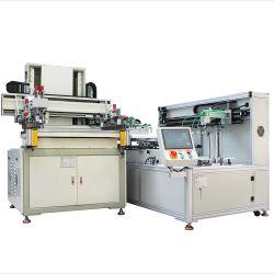 Mejores Fabricantes de alta precisión de Serigrafía automática Máquina de prensa para el Panel de teclado