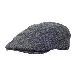 La moda de estilo británico de tapas de hiedra Newsboy Cap Cap hiedra tapa de pico de pato