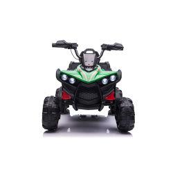 I bambini possono guidare su un'auto giocattolo ATV alimentata a batteria da 12 V. 6 ruote Bambini Auto batteria