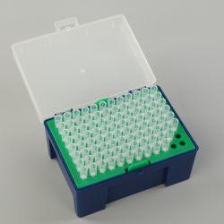 ユニバーサルマイクロ生殖不能フィルターRnase 20 UL 200UL 5ml 10のMlのサイズの中国のための青いEppendorfのピペットのヒント