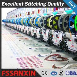 Fssanxin bordados de alta velocidad de alta calidad de la máquina con dispositivo Sequin