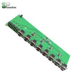 Fernsehapparat Fahrwerk-LCD zerteilt PCBA Hersteller vom Soem-China
