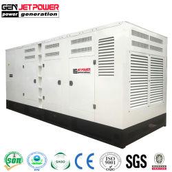 Fabricante do grupo gerador 300kVA 400kVA 650kVA preço gerador diesel silenciosa