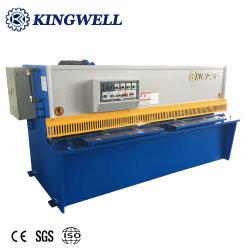 Hydraulische Swing Beam Schermaschine / CNC-Schneidemaschine / Fabrikationsplatte Schermaschine