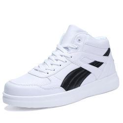 Además de lienzo de algodón zapatos Otoño e Invierno nueva moda casual zapato alto