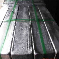 La pureza del 99,99% de lingotes de magnesio el magnesio para la venta de lingotes puros