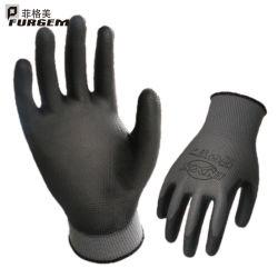 HPPE Schutz Sicherheitsarbeit Handschuhe aus PU-Latex Sicherheitshandschuhe