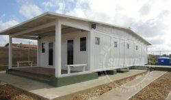 Facile montare la Camera prefabbricata del contenitore della struttura d'acciaio di disegno moderno per il campeggio/vivere/ufficio/nave/villa (SU-C156)