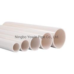 Tuyau en PVC gris blanc bleu de l'eau du tube flexible de vidange de trois façons Multiways lavabo