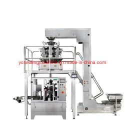 과립 베스트셀러 식품 포장 기계/분말 충전 및 포장 기계/과립 충전 라인 중량 측정