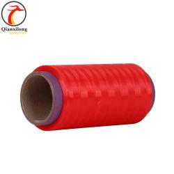 Rotes hochfestes UHMWPE Garn 15D gefärbt