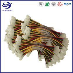1015 16 AWG Mazo de cables industriales con KK de la serie 5239 cajas de 3,96 mm