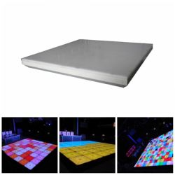 Discoteca LED luces LED de iluminación de DJ Piso Alfombra de Baile