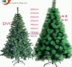 크리스마스 폭발 녹색 30cm에서 300cm PVC 시뮬레이션 크리스마스 나무 호텔 상점 Windows 훈장
