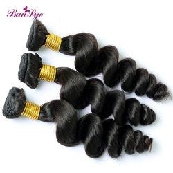 Comercio al por mayor de Brasil en bruto de cabello virgen virgen de extensión de cabello humano.
