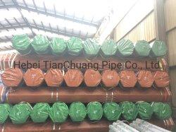 La norme ASTM/BS/fr HDG/tube galvanisé à chaud du tuyau de restes explosifs des guerres