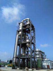 Nitrato de sodio las aguas residuales de la máquina de cristalización del evaporador Mvr