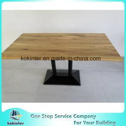 Mesa de madeira maciça de bancada longa bancada Bancada Butch Board