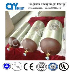 Haute qualité et de l'acier à haute pression cylindre de gaz GNC