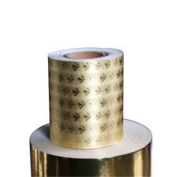 Ganz eigenhändig geschriebes metallisiertes Papier lamelliertes überzogenes buntes Metallzied Papier
