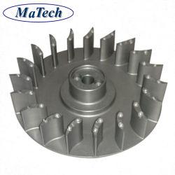Moulage de professionnels de clôture de moulage d'aluminium de pale de ventilateur