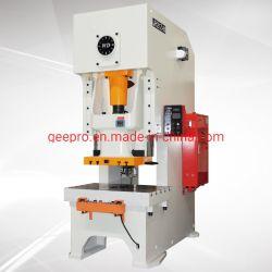 Stock 20tonnes tonnes tonnes 4060presse mécanique unique de la manivelle de la machine avec embrayage pneumatique