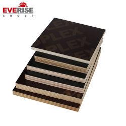 Película Negra que enfrenta la madera contrachapada con núcleo de madera de pino pegamento E2