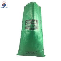 Рр сельскохозяйственных пластика из мешков зерна