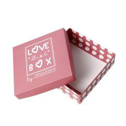 La Chine OEM Soins De La Peau de mode Impression logo Boîte d'emballage cosmétique