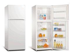 ホテルのミニガラスドアディスプレイショーケース冷蔵庫と冷凍庫