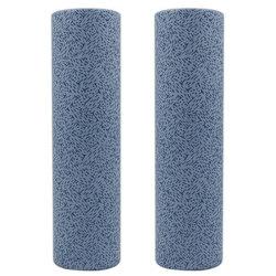 Rolo de pano de limpeza azul Polypropyleneis perfuradas toalhetes de limpeza industrial