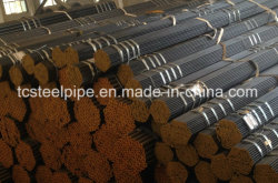 ASTM/ASME Kohlenstoff-/Legierungs-/Edelstahl-nahtloses Nut-Rohr
