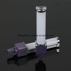 مصابيح شمعة LED طراز SMD2835 من المصنع الصيني بقوة 6 واط و7W G24 PLC