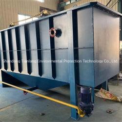 Strumentazione dissolta di flottazione dell'aria di trattamento di acqua di scarico della raffineria