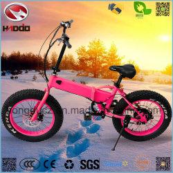 Graisse de qualité élevée des pneus Dirt Bike 20pouces Scooter électrique pliant