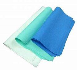 Papier crêpe médical pour l'hôpital de la stérilisation à l'emballage