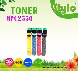 Ricoh Mpc2030, Mpc2050, Mpc2550용 레이저 컬러 토너 칼리지