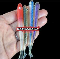 9 см Kamashaga мягкая приманка рыболовные приманка рыболовные наживка полой рыбы приманка рыболовные решения