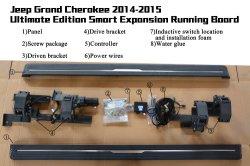 Grand Cherokee de rampes de chargement en aluminium