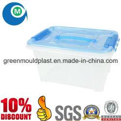 Diferentes tamaños de Rattan artículos trenzados cuadro Contenedor de molde de inyección de plástico