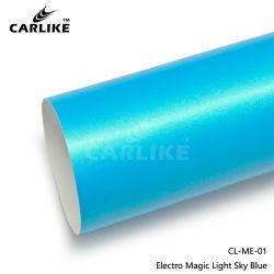 De elektro Magische Lichte BuitenToebehoren van de Film van de Auto van de Hemel Blauwe Beschermende Vinyl