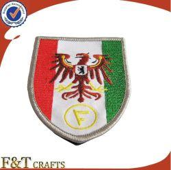 Distintivo Handmade della zona del ricamo con il marchio su ordinazione per il regalo