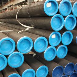 API 5L Standard x52, X56 tuyau sans soudure en acier pour le pétrole et du tube de gaz
