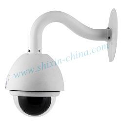 10X Zoom óptico e digital 800TVL dome de alta velocidade Câmera PTZ IP (IP-650H)