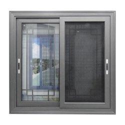 Fábrica de Feilong Venta caliente con ventana corrediza de vidrio laminado de impacto
